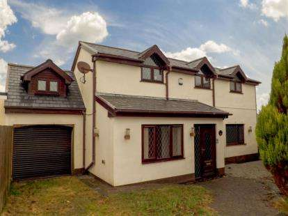 5 Bedrooms Link Detached House for sale in Crafthole, Torpoint, Cornwall