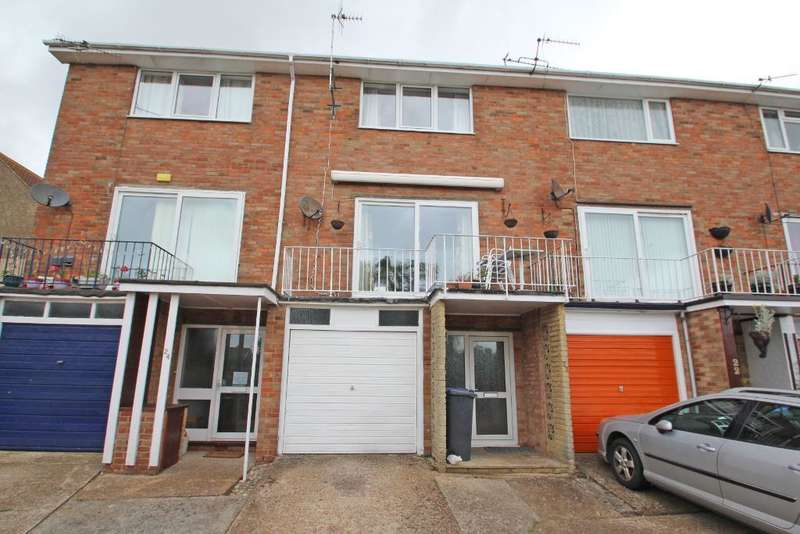 3 Bedrooms Terraced House for sale in Southview Close, Southwick, West Sussex, BN42 4TX