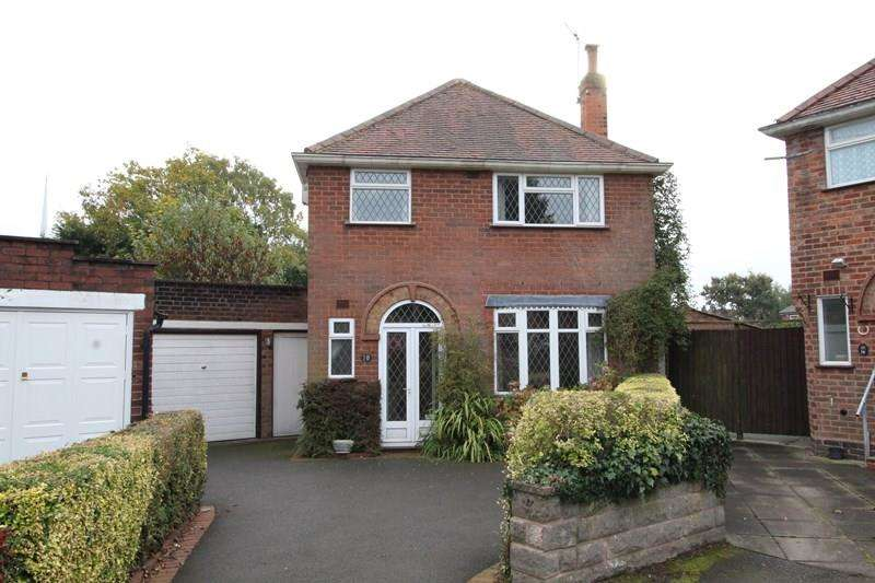 3 Bedrooms Detached House for sale in Charlecote Croft, Shirley, Solihull
