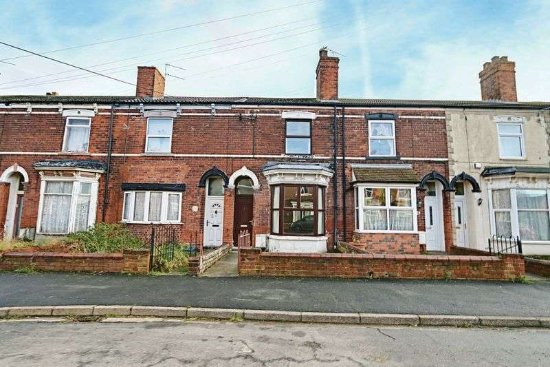 3 Bedrooms Terraced House for sale in Barrow Road, New Holland