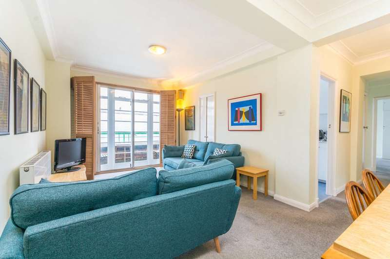 2 Bedrooms Flat for sale in Gloucester Place, Marylebone, NW1