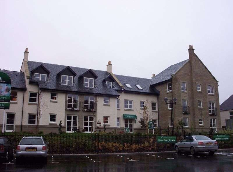 1 Bedroom Retirement Property for sale in 23 Venlaw View, Peebles, EH45 8FB