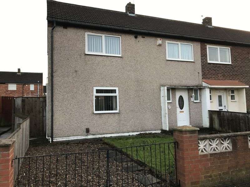 2 Bedrooms Semi Detached House for sale in Windermere Crescent, Hebburn