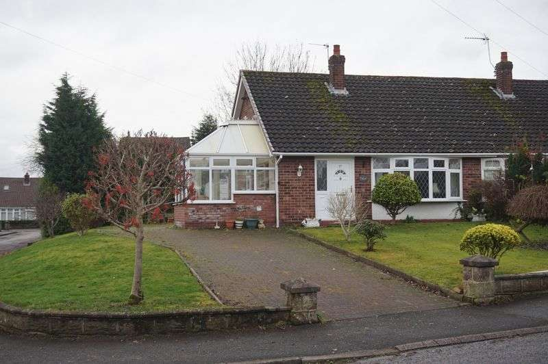2 Bedrooms Bungalow for sale in Ullswater Road, Congleton