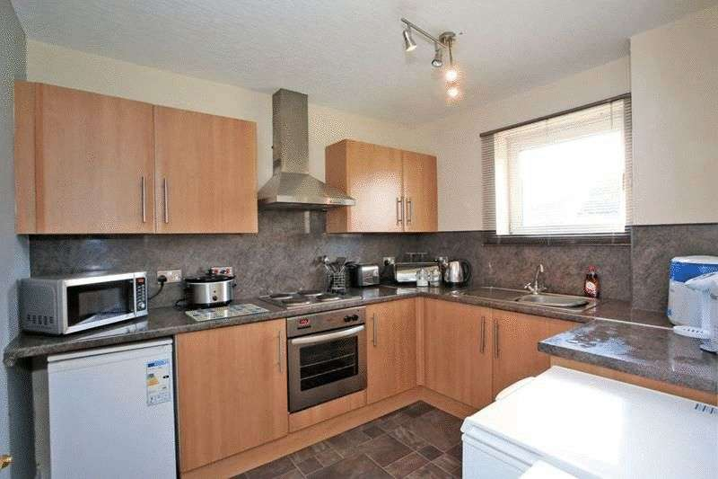 1 Bedroom Flat for sale in Rosehill Drive, Aberdeen