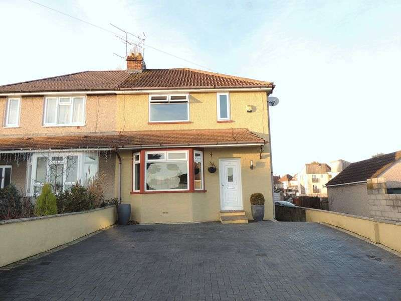 3 Bedrooms Semi Detached House for sale in Coronation Road, Kingswood, Bristol
