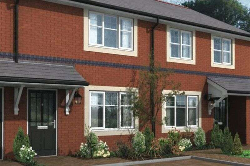 2 Bedrooms Terraced House for sale in The Rhuddlan - Gwel Y Mor, Dwygyfylchi