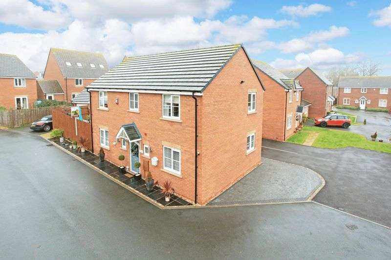 4 Bedrooms Property for sale in 57 Stone Drive, Shifnal