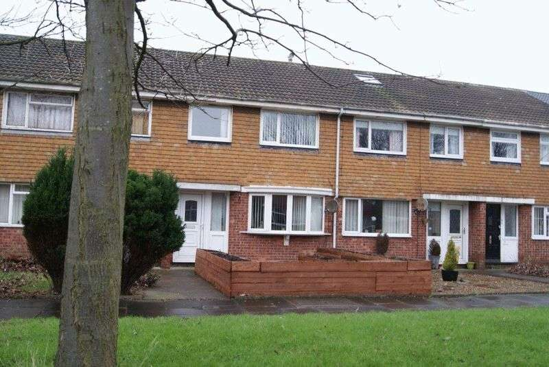 3 Bedrooms Terraced House for sale in Dunlin Drive, Blyth