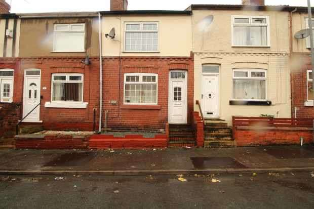 2 Bedrooms Terraced House for sale in Hall Street, Rotherham, South Yorkshire, S63 9DF