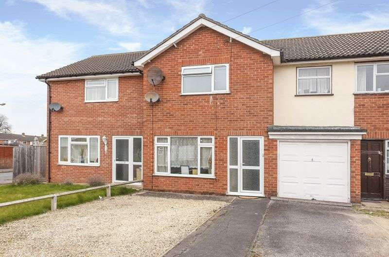 2 Bedrooms Terraced House for sale in Parsons Mead, Abingdon
