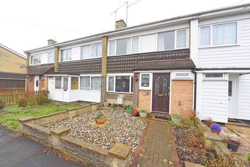 3 Bedrooms Terraced House for sale in Meadow Way, Reading