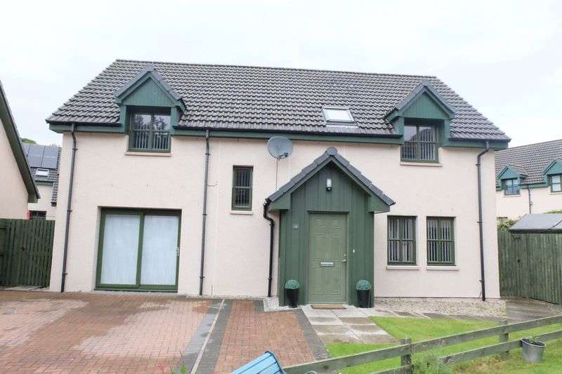 5 Bedrooms Detached House for sale in Teaninich Paddock, Alness