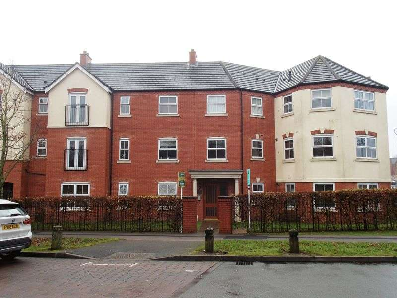 2 Bedrooms Flat for sale in Brandwood Crescent, Kings Norton, Birmingham