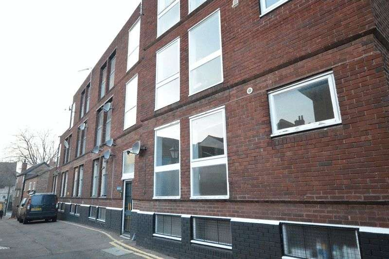 1 Bedroom Flat for sale in Waggon & Horses Lane, Norwich