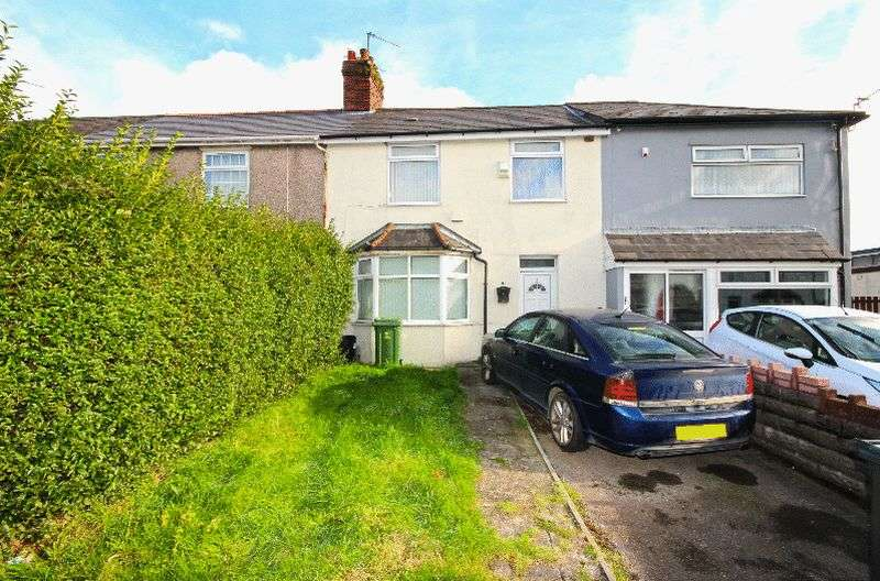 3 Bedrooms Terraced House for sale in Dessmuir Road, Cardiff