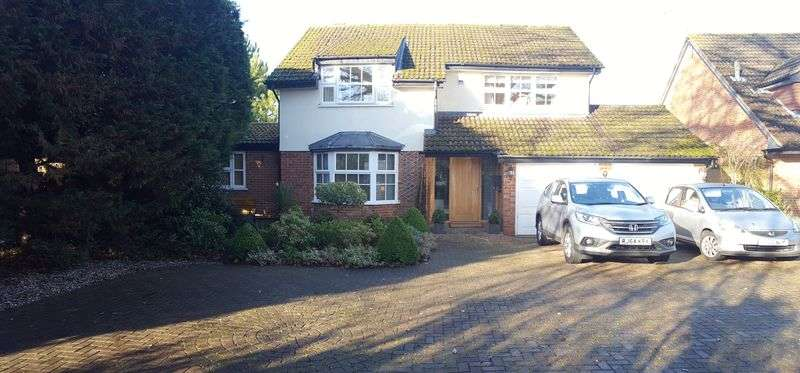 5 Bedrooms Detached House for sale in Gingells Farm Road, Charvil