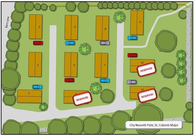 2 Bedrooms Retirement Property for sale in Barn Lane, St. Columb Major