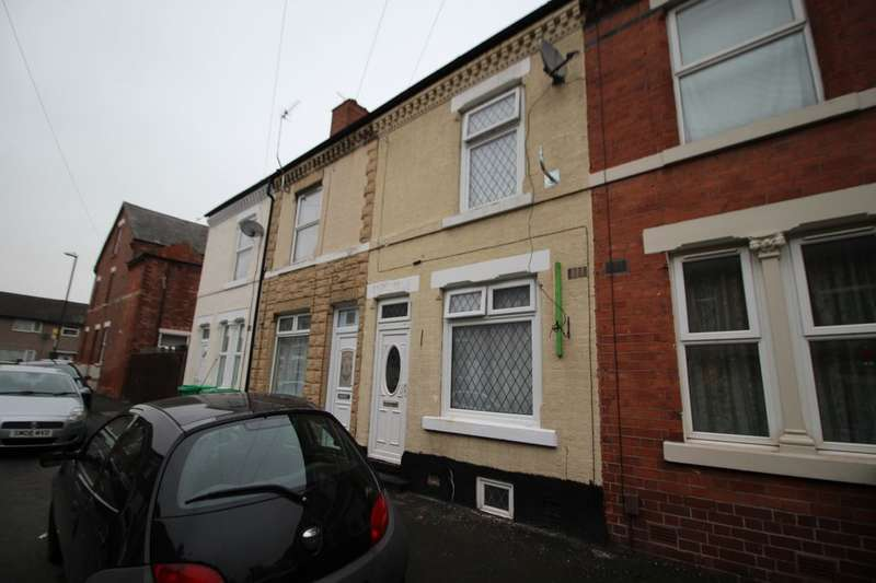 3 Bedrooms Property for sale in Hudson Street, St Anns, Nottingham, NG3