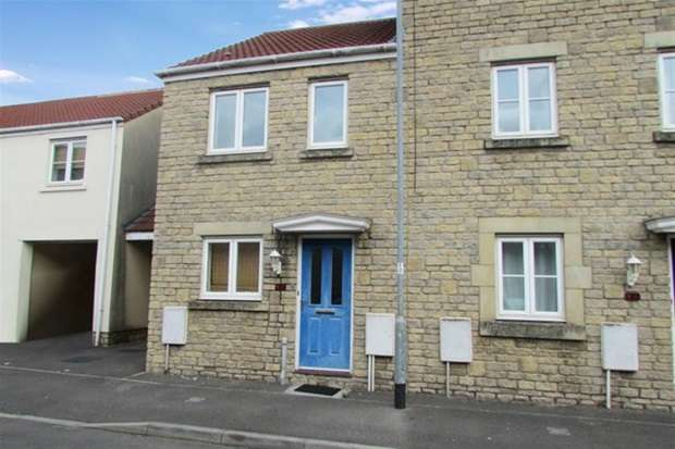 2 Bedrooms Terraced House for sale in Wallington Way, Frome