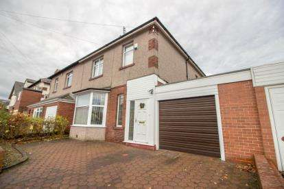 4 Bedrooms Semi Detached House for sale in Northumberland Avenue, Gosforth, Newcastle upon Tyne, Tyne and Wear, NE3