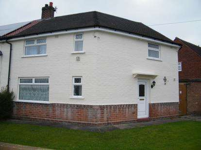 3 Bedrooms Semi Detached House for sale in Lodge Drive, Winsford, Cheshire, CW7