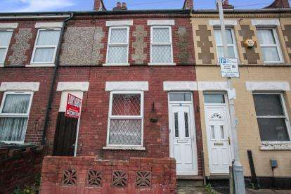 2 Bedrooms Terraced House for sale in Whitby Road, Luton, Bedfordshire