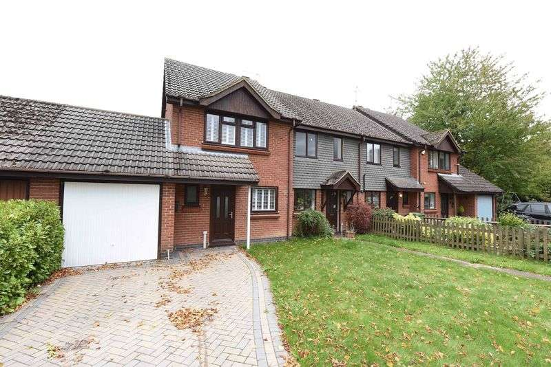 3 Bedrooms House for sale in St Barbaras Close, Bramley