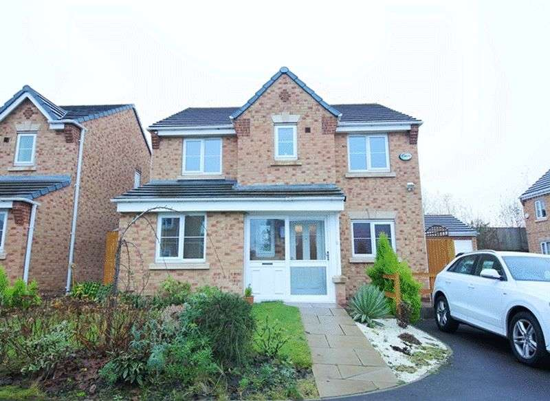 4 Bedrooms Detached House for sale in Southampton Drive, Cressington Heath, Liverpool, L19