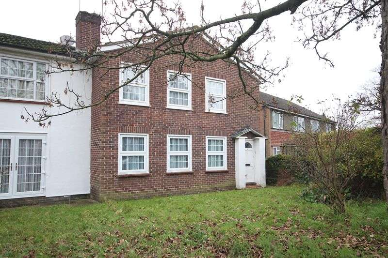 2 Bedrooms Flat for sale in Wellington Road, Hatch End