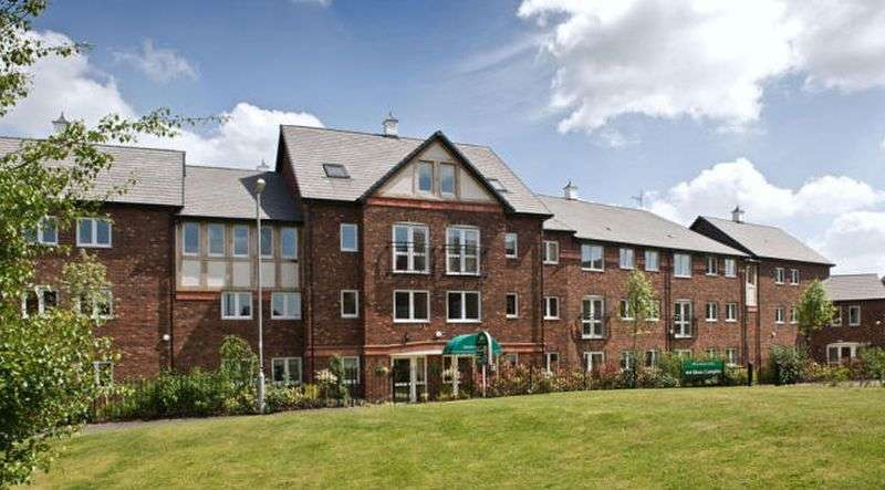 1 Bedroom Flat for sale in Beatty Court Holland Walk, Nantwich: One bed second floor retirement apartment
