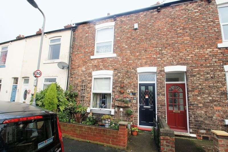 2 Bedrooms Terraced House for sale in Elmwood Road, Stockton-On-Tees