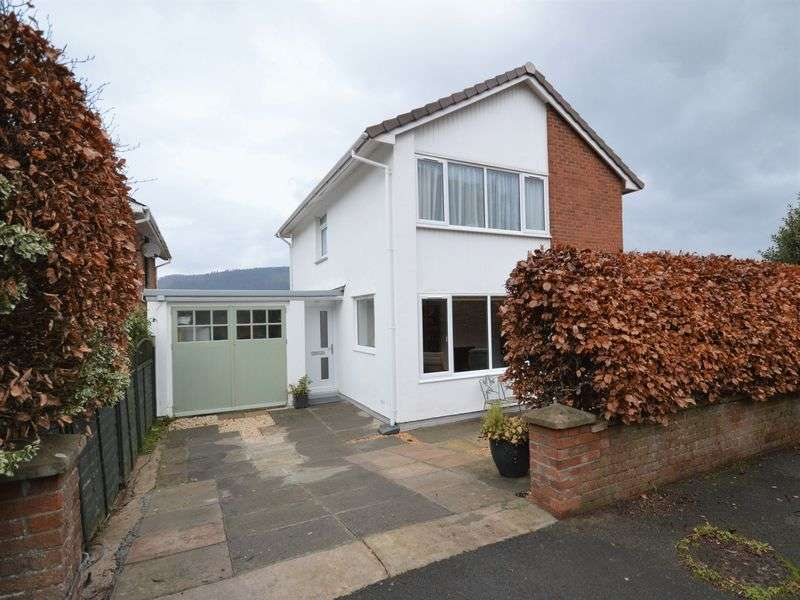 3 Bedrooms Detached House for sale in Broadmead, Abergavenny
