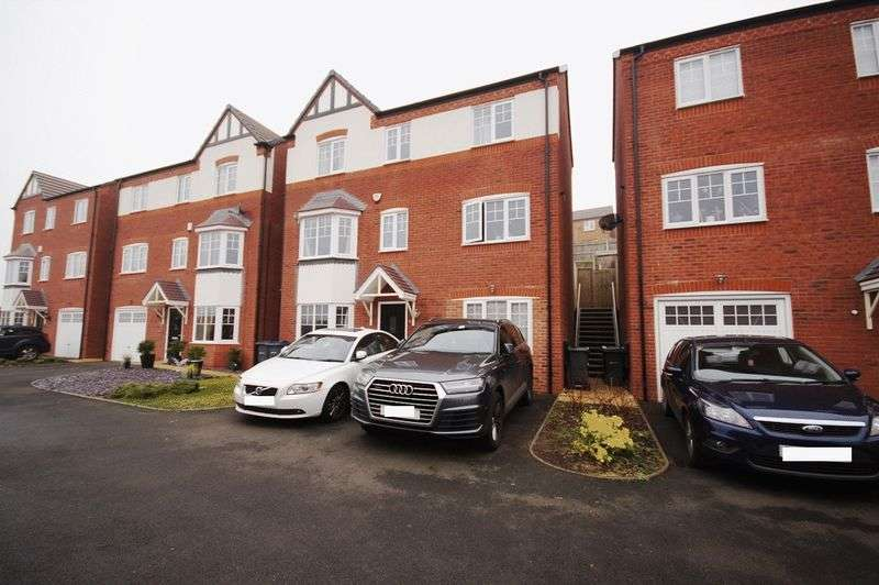 4 Bedrooms Detached House for sale in Caban Close, Birmingham, B31 1TU