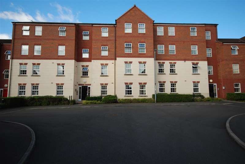2 Bedrooms Apartment Flat for sale in Bradgate Close, Sileby