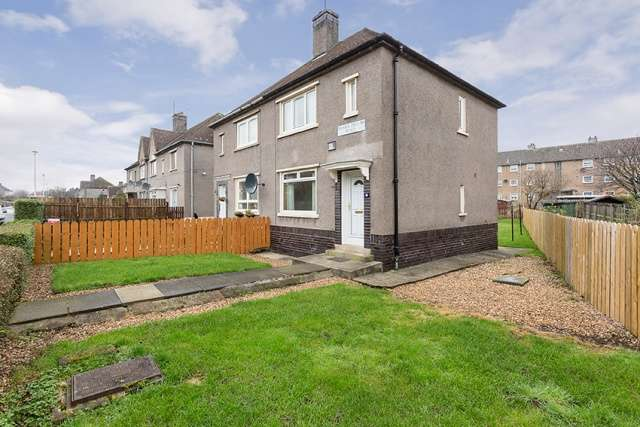 2 Bedrooms End Of Terrace House for sale in Wester Drylaw Place, Drylaw, Edinburgh, EH4 2TG