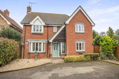 4 Bedrooms Detached House for sale in Dereham, Norfolk