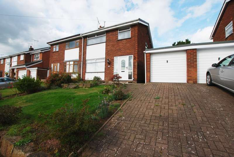 3 Bedrooms Semi Detached House for sale in Oathills Drive, Tarporley