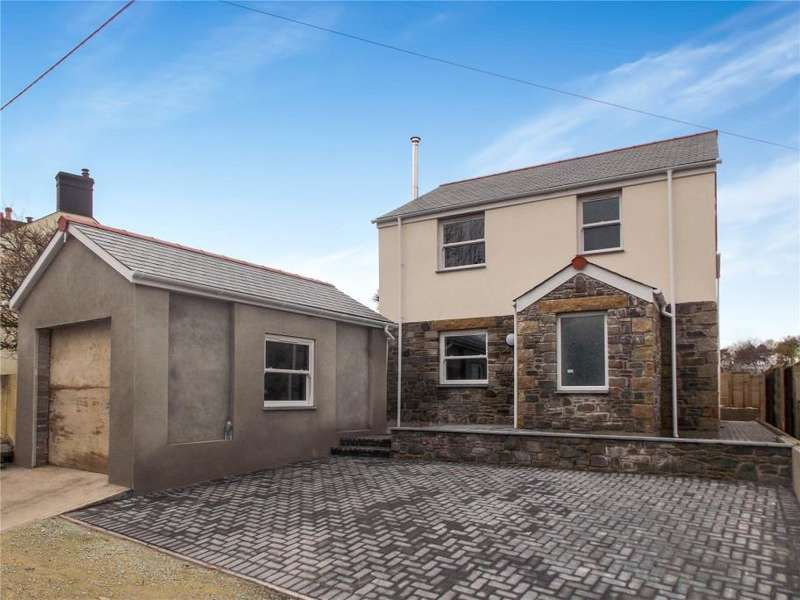 3 Bedrooms Detached House for sale in Chapel Town, Summercourt