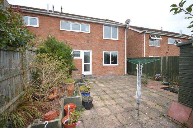 3 Bedrooms Semi Detached House for sale in Howard Close, Teignmouth, Devon