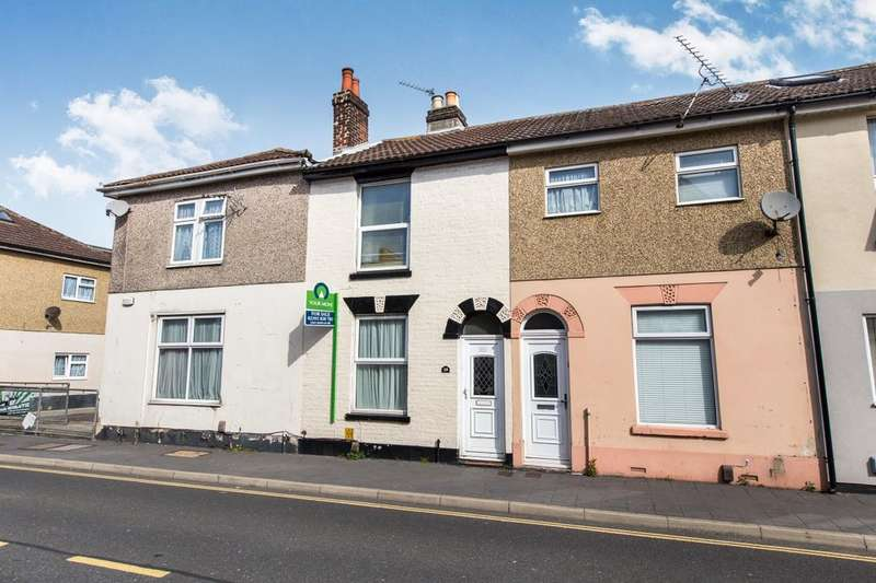 2 Bedrooms Property for sale in New Road, Portsmouth, PO2