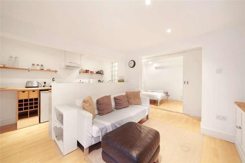 1 Bedroom Flat for sale in Battersea Rise, Battersea, London, SW11