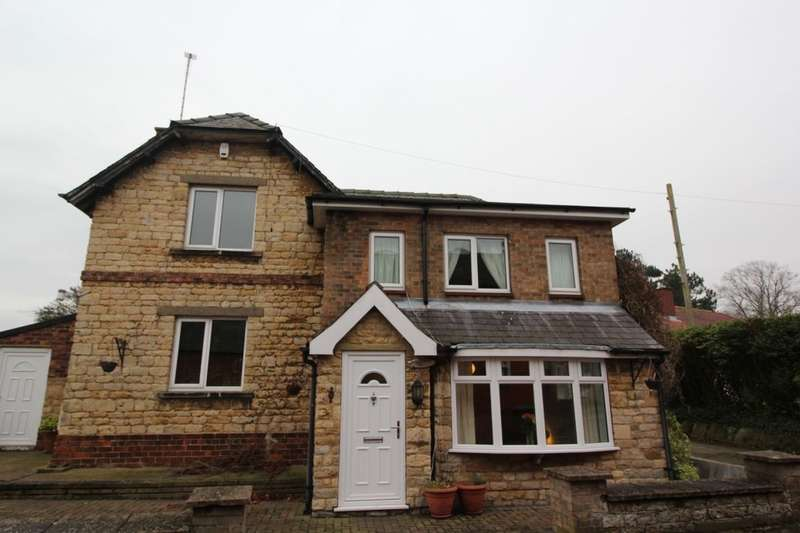 4 Bedrooms Detached House for sale in Montagu House Montagu Road, Canwick, Lincoln, LN4