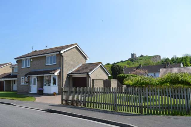 3 Bedrooms Detached House for sale in Thornbury Drive, Uphill, Weston-super-Mare
