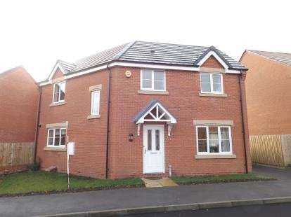 3 Bedrooms Detached House for sale in Manor House Court, Chesterfield, Derbyshire