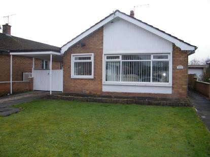 3 Bedrooms Bungalow for sale in Bollin Avenue, Winsford, Cheshire, CW7