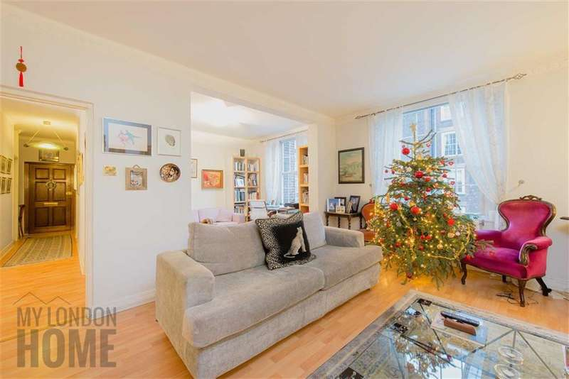 2 Bedrooms Property for sale in North End House, Fitzjames Avenue, West Kensington, London, W14