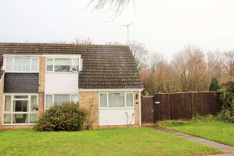 4 Bedrooms Semi Detached House for sale in Gullymore, Bretton, Peterborough, PE3 8LD