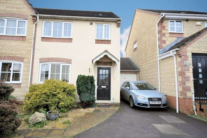 3 Bedrooms Semi Detached House for sale in Faulkland View, Bath