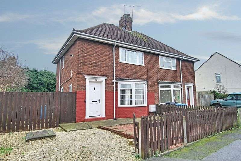3 Bedrooms Semi Detached House for sale in Greenwood Avenue, Hull